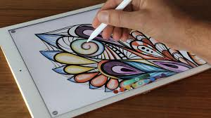Best Coloring Book For Ipad Pro