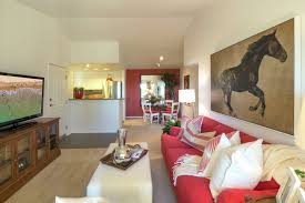 Mirage Two Bedroom Tower Suite by The Village Mission Valley Irvine Company Apartments