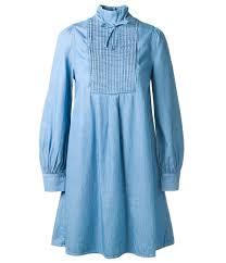 11 divine denim dresses for summer