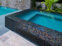 classic pool tile atlanta landscape swimming pools