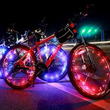 DAWAY A01 Bike Wheel Lights DAWAY
