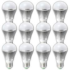 bulk pricingl 12x 5w led light bulb from oracle lighting