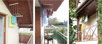 pour etendre le linge etendoir à linge de plafond 7 barres 1m30 etend mieux capacité