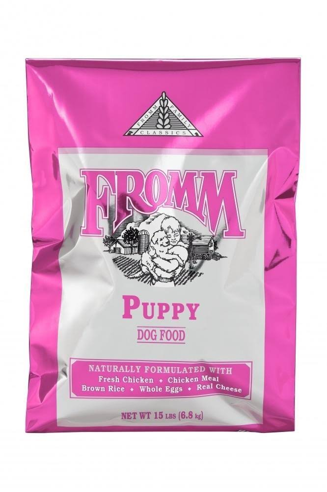 Fromm Classic Puppy Dry Dog Food-15 lb