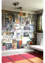 Collage Walls Are A Cool Way To Jazz Up Room We Could Do This