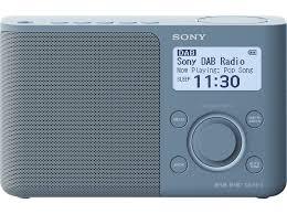 sony xdr s61d dab radio digital fm dab dab blau dab radio kaufen saturn