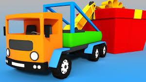 100 Trucks Cartoon Trucks Cartoons For Children Kids YouTube
