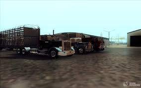100 Gta 5 Trucks And Trailers Pak Truckers For GTA San Reas
