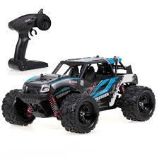 100 Radio For Trucks RC Car HS18312 118 4WD RC 24Ghz Control RC Cars 36KMH High Speed OffRoad Toys For Children Suprise Gifts