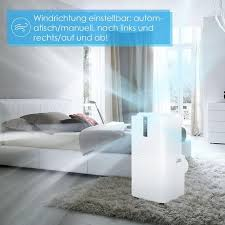 eco 4in1 klimagerät mobile klimaanlage mit timer eek a