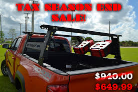 100 Pickup Truck Rack Adjustable Bed Rack Fit Most Pick Up Trucks Proline 4wd