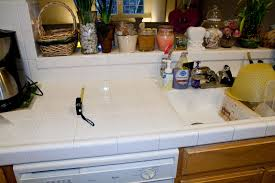 kitchen regrout kitchen counter modern on within amazing tile