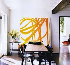 I Like Large Scale Square Abstract Wall Art