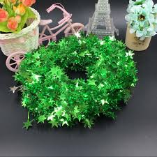 Christmas Tree Tinsel Icicles by Online Buy Wholesale Christmas Garland Tinsel From China Christmas