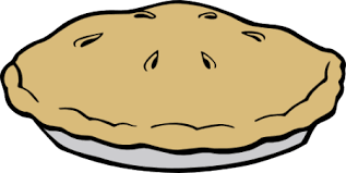 Pie clipart black and white free clipart images 4