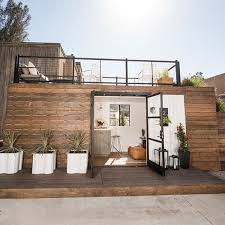 100 Houses Made Of Storage Containers 33 EcoChic From Recycled Materials