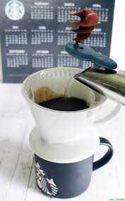 Slowing Down With Starbucks Pour Over Coffee On UrbanBlissLife