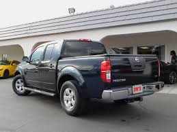 2012 Used Nissan Frontier Locally Owned 1-Owner And Carfax Crtfd W ...