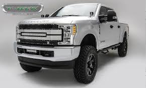 100 Truck Grilles Super Duty Grille 30 Inch LED Ligth Bar 1718 Ford Super Duty Alumin