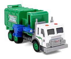 Amazon.com: Tonka Diecast Big Rigs Side Arm Garbage Truck: Toys & Games