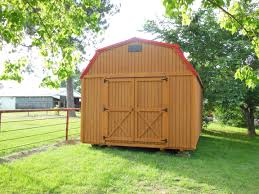 Tuff Shed Barn Deluxe by Davis Portable Buildings Arkansas