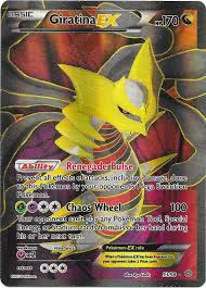 giratina ex ancient origins pokemon card review primetime