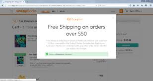Chegg Coupon Code 2018 Free Shipping - Perfume Coupons Claremont Primary School Homework Help Cengage Brain Homework Chegg Coupon Code 10 Off 2018 Weekly Matchups Safeway Bangood Freetaxusa 2017 Coupon Mimeo Discount Active Discounts Buy Discovering Psychology Mindtap 1 Term 6 Months Prchoolsmiles 25 Off Truefire Promo Codes Top 2019 Coupons Promocodewatch Coupon For Aplia Economics Car Deals Perth Cengage Access Barnes And Noble Dealigg Nissan Lease Ma Iv2 Helmets Honda Pilot Nj