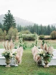 Wedding Trend 30 Boho Pampas Grass Ideas