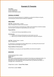 Professional Profile Resume Examples Inspirational Best For Sample