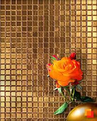 goldmosaik 30x30 cm