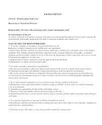 Example Of Housekeeping Resume Pediatrician Sample And Salary Resumes Hospital