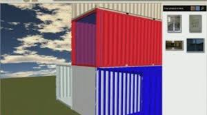 Shipping Container House Design Software - Tutorial - Video ... Container Homes Design Plans Shipping Home Designs And Extraordinary Floor Photo Awesome 2 Youtube 40 Modern For Every Budget House Our Affordable Eco Friendly Ideas Live Trendy Storage Uber How To Build Tin Can Cabin Austin On Architecture With Turning A Into In Prefab And
