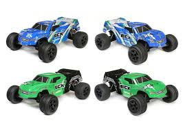 100 Stadium Truck ECX 110 Circuit 2WD Brushed RTR