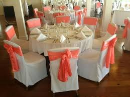 Chair Covers By Sylwia Inc by Coral Chair Sash Wedding Inspiration Pinterest Coral Chair