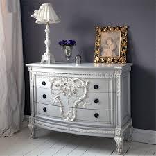 französisch provinz vintage grau blau holz brust schubladen schlafzimmer möbel europäische antike geschnitzte kommode schrank buy kommode
