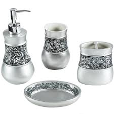 Purple Crackle Glass Bathroom Accessories by Pink Crackle Glass Bathroom Accessories 28 Images Pink