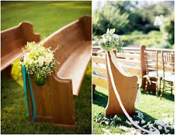 Unique Ceremony Seating Ideas For Outdoor Weddings