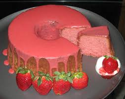 How to make a Strawberry Pound cake from scratch