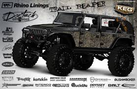 Rhino Linings Corporation - Jeep Doetsch Off-Road Trail Reaper ... Do It Yourself Rhino Liner New Free Same Day Shipping On Btred Pro Our First Chevrolet Colorado Lined Lings Of York Lined Beast Trucks Rhino Ling Idea Page 2 Dodgeforumcom Cporation Protective Coating Prince George Spray Foam Insulation Complete Lifted 2013 Ford F150 Xlt 4wd 50l Youtube Progress Pictures We Are Ling The Exterior A 2008 Texas Home 2016 Sema Infected Jeep Jk Wrangler Unlimited Bront Bumper Blazer Forum Chevy Forums