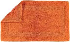 cawö home badteppich luxus badteppich 1000 terra 323 70x120 cm