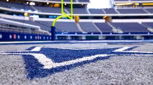 Dallas Cowboys Folding Chair by Dallas Cowboys Game Day Attstadium