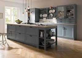 küche blau in sonstige komplett küchen günstig kaufen ebay