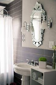 Tiny Bathrooms With Slate Walls And Ornate Mirror And Sconces And ... Bathroom Small Round Sink How Much Is A Vessel Pedestal Decor Single Faucets Verdana Vanity Artturi Space Saving With Overflow For 16 White Designs Cottage Bathrooms Design Ideas Image Of Sinks For Bathrooms Examplary Then Wall Mount Mirror Along With Decorating Toto Ceramic Bathroom Sink Remodel Double Idea Shower Top Kohler Inspiring Idea Cabinet Sizes Appealing Depot Walnut Weatherby Lowes