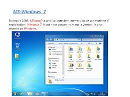 plus de bureau windows 7 allumer votre matériel ppt télécharger