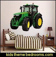 John Deere Bedroom Decorating Ideas by John Deere Farm Theme Bedrooms Tractor Theme Beds John Deere