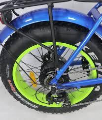 100 20 Inch Truck Tires Folding Electric Bike 48V 750W Motor Ebike Electric Fat Tire