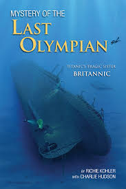Brittanic Sinking by About The Book Mystery Of The Last Olympianmystery Of The Last