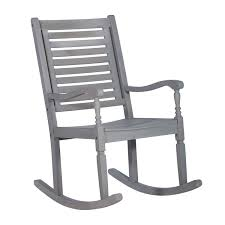 WE Furniture Patio Wood Rocking Chair - Gray Wash Havenside Home Chetumal Blue Cushion Folding Patio Rocking Chairs Set Of 2 Fniture Antique Chair Design Ideas With Walmart Swivel Rocker And Best 4 Adorable Modern All Weather Porch Outdoor Sling Teal Garden Ouyeahco Outsunny Table Seating Grey Berlin Gardens Resin Jack Post Knollwood Mission In White Details About Childrens Kids Oak Wood New 83 Ideal Gallery Ipirations For Lugano Portside Plantation 3pc