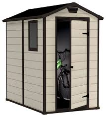 Keter Manor Plastic Shed 4 X 6 by Keter Manor Apex 6x4 Plastic Shed Times 279 99