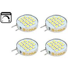 bonlux dimmable led g8 bulb 120v warm white t4 g8 bi pin led